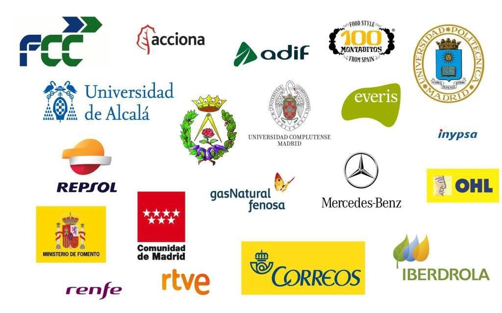 Clientes - Empresa de Medio Ambiente, Acustica, Topografía, Hidrología - Asesoria - Asesores