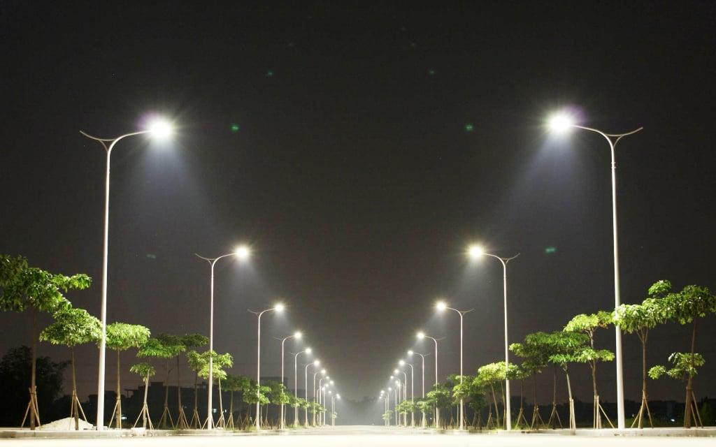eficiencia energetica alumbrado publico