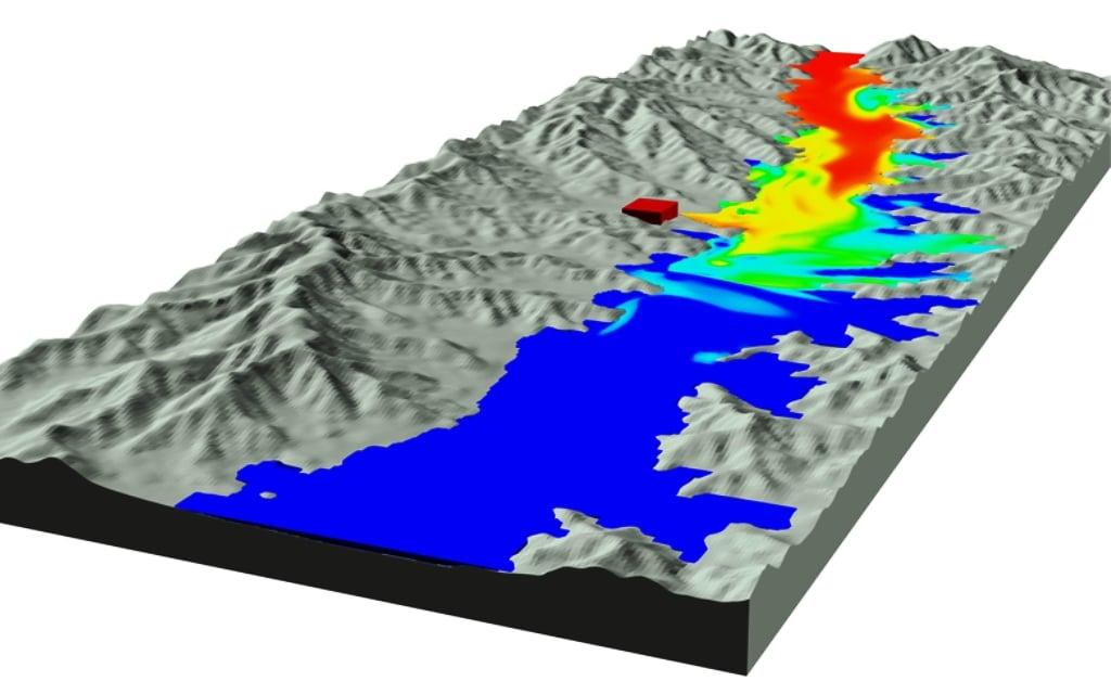 Estudios hidrologicos Empresas Estudios de inundabilidad