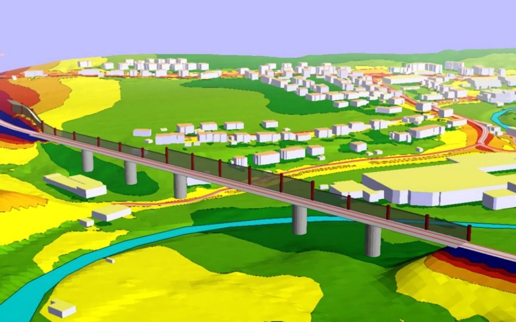 ACUSTICA Y URBANISMO Empresa de Ingeniería Acústica Mapas de Ruido para Urbanistas