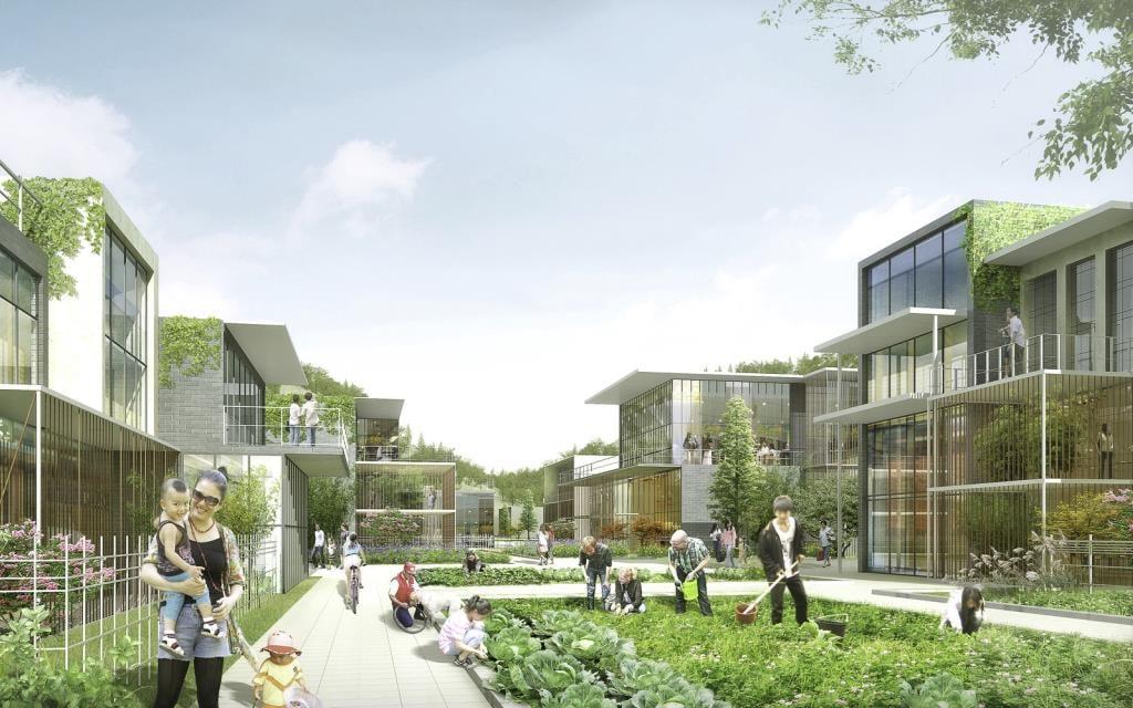 CONSTRUCCIÓN BIOCLIMÁTICA Empresa de Urbanismo y Medio Ambiente Consultoría
