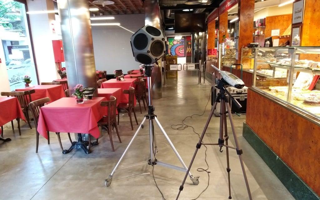 Empresa de Ingeniería Acústica. Mediciones de Aislamiento Acústico e Insonorización en Madrid.