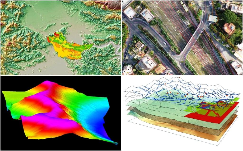 SERVICIOS DE CARTOGRAFÍA Empresa de Cartografía en Madrid Sistemas de Información Geográfica, Mapas, Fotogrametría, Modelos Digitales