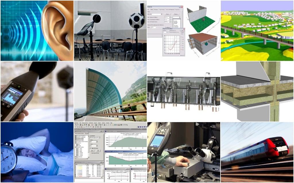 SERVICIOS DE INGENIERÍA ACÚSTICA Empresa de mediciones de ruido y mapas acústicos en Madrid