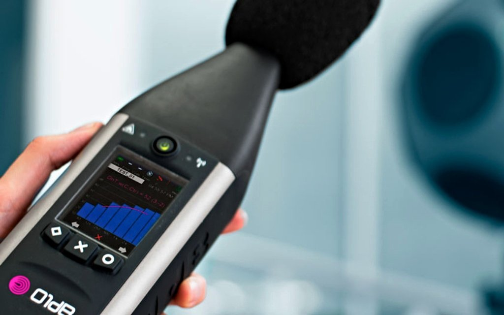 Mediciones Acústicas - Empresa de Medición de ruidos - Madrid